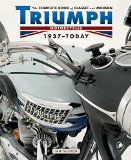 Book Cover The Complete Book of Classic and Modern Triumph Motorcycles 1937-Today (Complete Book Series)