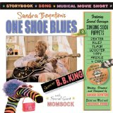 Book Cover One Shoe Blues