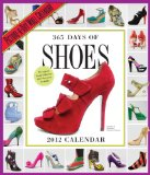 Book Cover 365 Days of Shoes 2012 Wall Calendar