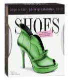 Book Cover Shoes 2012 Gallery Calendar