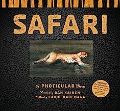 Book Cover Safari: A Photicular Book