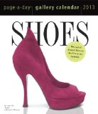 Book Cover Shoes 2013 Gallery Calendar
