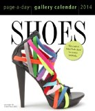 Book Cover Shoes 2014 Gallery Calendar