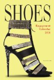 Book Cover Shoes Engagement Calendar 2014