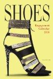 Book Cover Shoes Engagement Calendar 2014