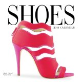 Book Cover Shoes Mini Calendar 2014
