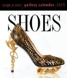 Book Cover Shoes 2015 Gallery Calendar