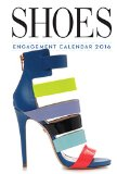 Book Cover Shoes Engagement Calendar 2016
