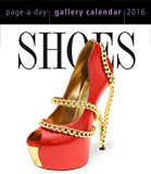 Book Cover Shoes Page-A-Day Gallery Calendar 2016