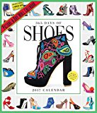 Book Cover 365 Days of Shoes Picture-A-Day Wall Calendar 2017