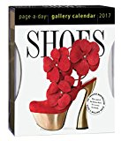 Book Cover Shoes Page-A-Day Gallery Calendar 2017