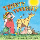 Book Cover Thirsty Thursday