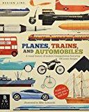 Book Cover Design Line: Planes, Trains, and Automobiles