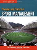 Book Cover Principles And Practice Of Sport Management