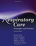 Book Cover Respiratory Care: Principles And Practice