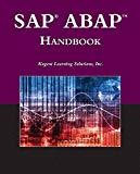 Book Cover SAP® ABAP™ Handbook (Jones and Bartlett Publishers SAP Book)