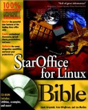 Book Cover StarOffice for Linux Bible