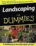 Book Cover Landscaping For Dummies