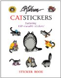 Book Cover B. Kliban Cat Stickers Sticker Book
