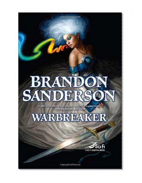Book Cover Warbreaker (Sci Fi Essential Books)