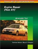 Book Cover Engine Repair - Test A1: Automobile Test