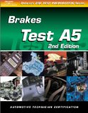 Book Cover Automobile Test: Brakes (Test A5) (ASE Test Prep: Brakes Test A5)