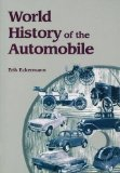 Book Cover World History of the Automobile