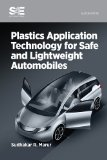 Book Cover Plastics Application Technology for Safe and Lightweight Automobiles