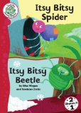 Book Cover Itsy Bitsy Spider and Itsy Bitsy Beetle (Tadpoles: Nursery Rhymes)
