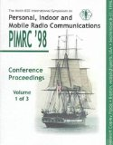 Book Cover Personal, Indoor & Mobile Radio Communications (Pimrc) 1998 International Symposium