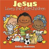Book Cover Jesus Loves the Little Children (Cuddle And Sing Series)