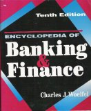 Book Cover Encyclopedia of Banking Finance, 10/e