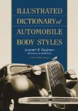 Book Cover Illustrated Dictionary of Automobile Body Styles