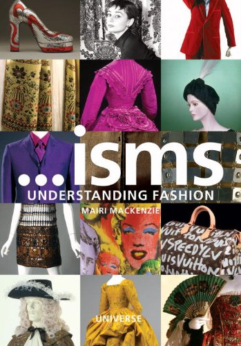 Book Cover Isms: Understanding Fashion