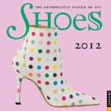 Book Cover Shoes: 2012 Mini Wall Calendar