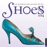 Book Cover Shoes 2014 Mini Wall Calendar