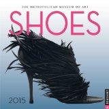 Book Cover Shoes 2015 Mini Wall Calendar