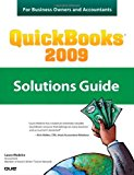 Book Cover QuickBooks 2009 Solutions Guide for Business Owners and Accountants