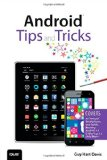 Book Cover Android Tips and Tricks