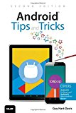 Book Cover Android Tips and Tricks: Covers Android 5 and Android 6 devices (2nd Edition)