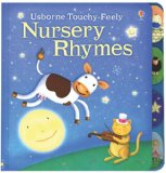Book Cover Usborne Touchy-Feely Nursery Rhymes (Luxury Touchy-Feely Board Books)