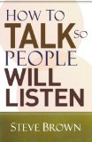 Book Cover How to Talk So People Will Listen