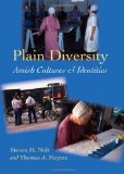 Book Cover Plain Diversity: Amish Cultures and Identities (Young Center Books in Anabaptist and Pietist Studies)