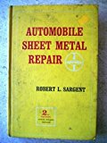 Book Cover Automobile Sheet Metal Repair