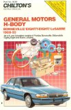 Book Cover GM H-Body Bonneville Oldsmobile and LeSabre, 1988-93 (Chilton's Repair & Tune-Up Guides)
