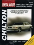 Book Cover GM Bonneville/Eighty-Eight/LeSabre 1986-1999: Covers all U.S. and Canadian models of Pontiac Bonneville, Oldsmobile Eighty-Eight, LSS and Buick LeSabre (Chilton's Total Car Care Repair Manual)