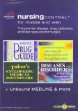 Book Cover Nursing Central, Mobile and Web Edition, powered by Unbound Medicine