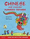 Book Cover Chinese and English Nursery Rhymes: Share and Sing in Two Languages [Audio CD Included]