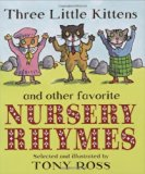 Book Cover Three Little Kittens and Other Favorite Nursery Rhymes