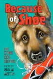 Book Cover Because of Shoe and Other Dog Stories